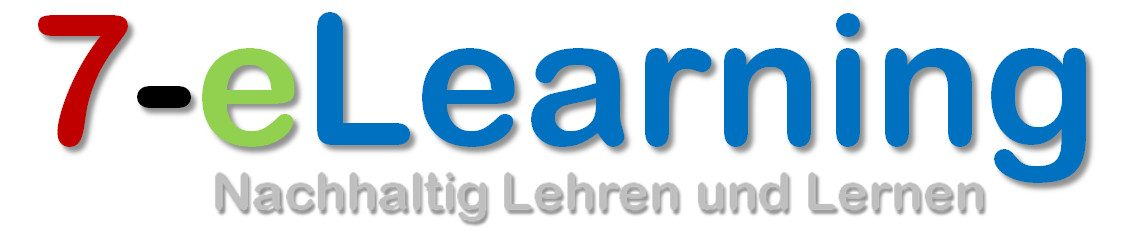 Schaufenster 7eLearning